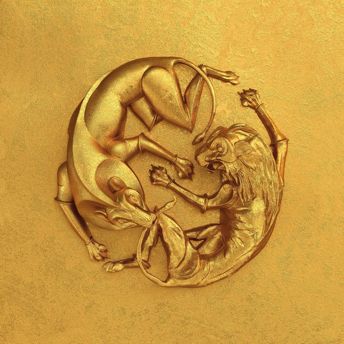 Cover Beyoncé - The Lion King_ The Gift [Deluxe Edition] (Explicit)